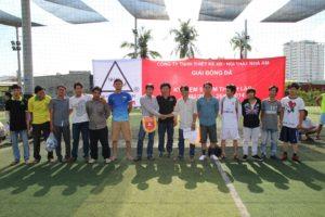 Giải bóng đá 05 năm Nhà Ấm